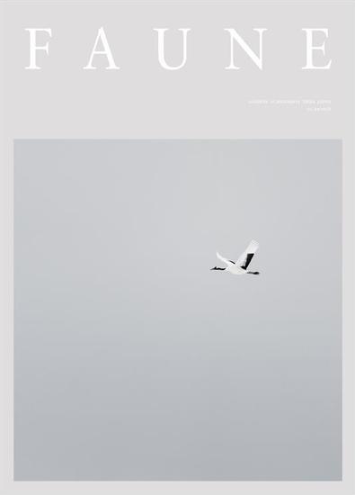 FAUNE magazine cover