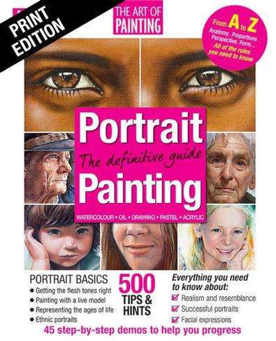 The Art of Painting magazine cover