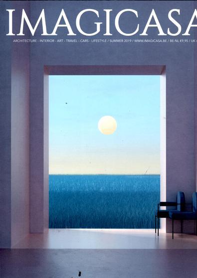Imagicasa magazine cover