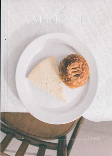 Ambrosia magazine cover
