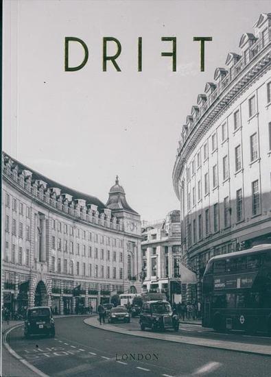 Drift magazine cover