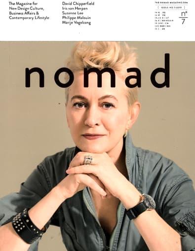 nomad magazine cover