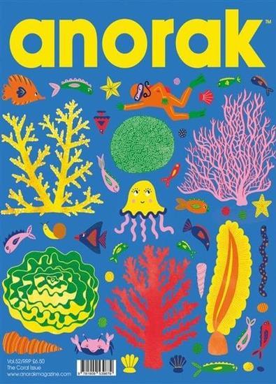 Anorak (UK) magazine cover