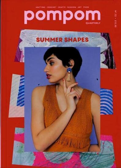 Pompom magazine cover