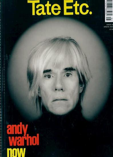 Tate magazine cover