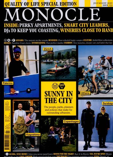 Monocle Magazine Bundle cover