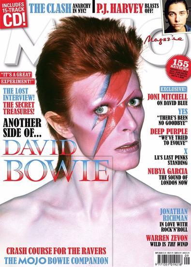 Mojo Magazine Bundle cover