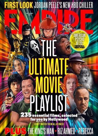 Empire UK Magazine Bundle cover
