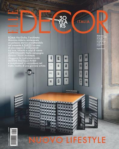 Elle Decor (Italy) magazine cover
