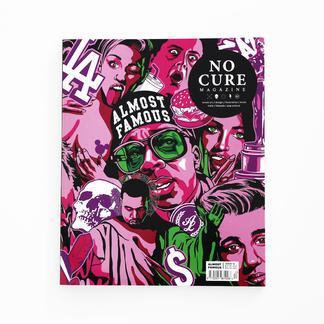 No Cure magazine cover