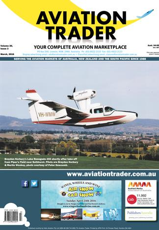 Aviation Trader magazine subscription