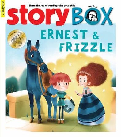 StoryBox magazine cover