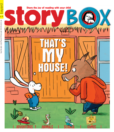 StoryBox magazine cover