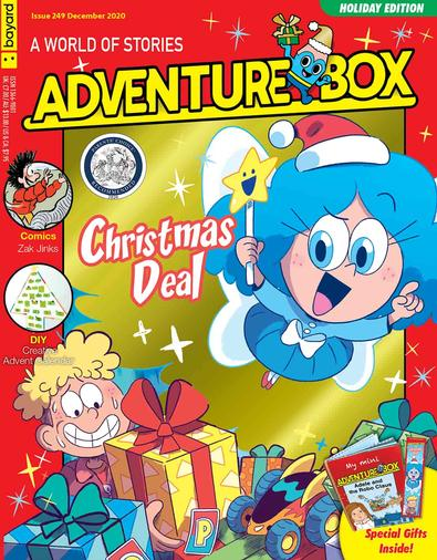 AdventureBox magazine cover