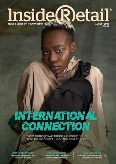 Inside Retail Magazine cover