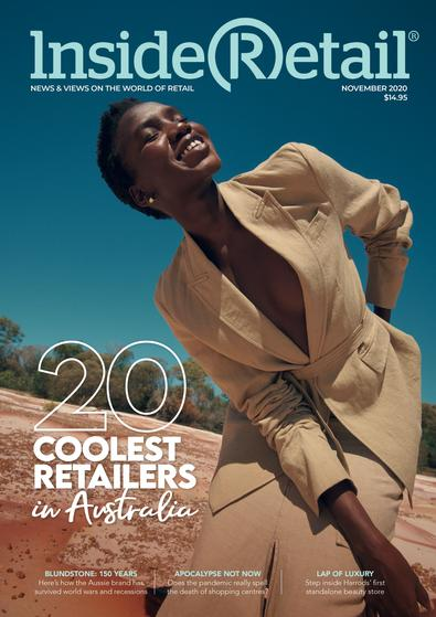 Inside Retail Magazine cover