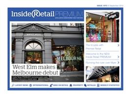Inside Retail WEEKLY newspaper cover
