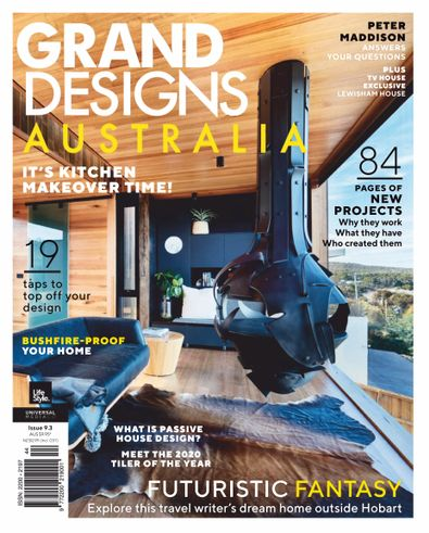 Grand Designs Australia digital cover