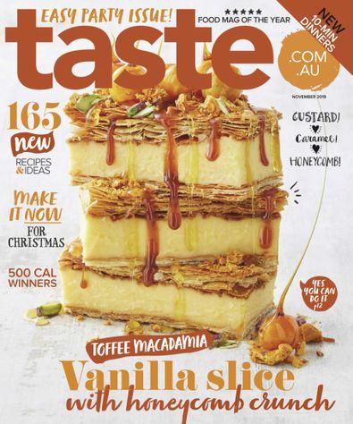 Taste.com.au digital cover