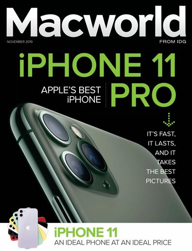 Macworld Australia digital cover