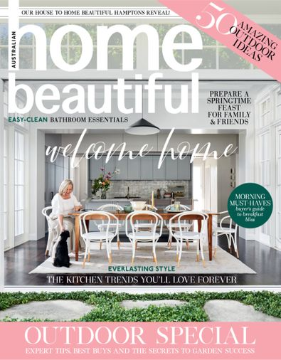 Australian Home Beautiful digital cover