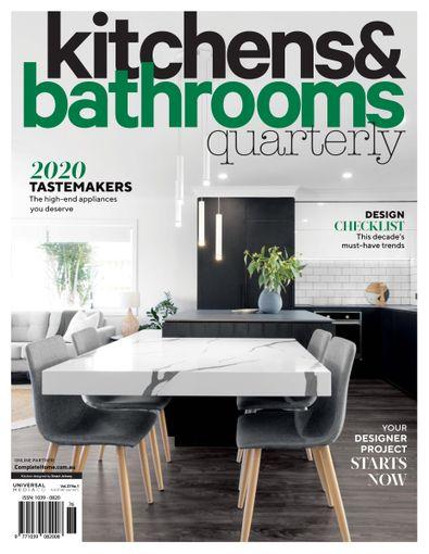 Kitchens & Bathrooms Quarterly digital cover