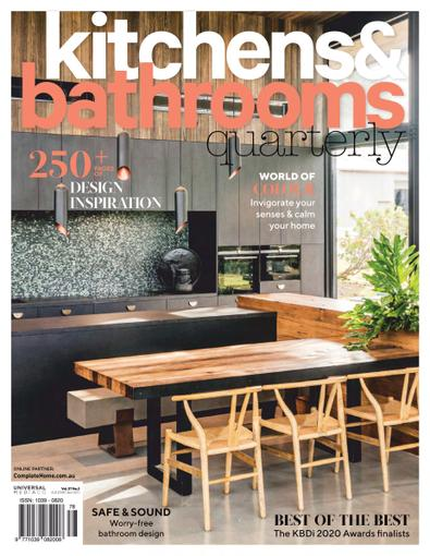 Kitchens & Bathrooms Quarterly digital cover
