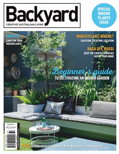 Backyard digital cover