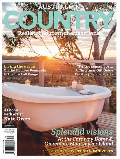Australian Country digital cover