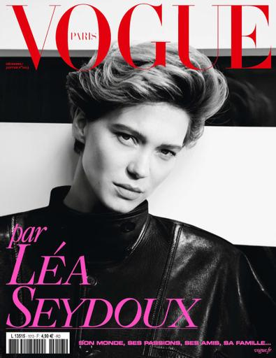 Vogue Paris digital cover