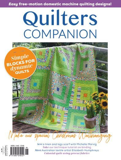 Quilters Companion digital cover