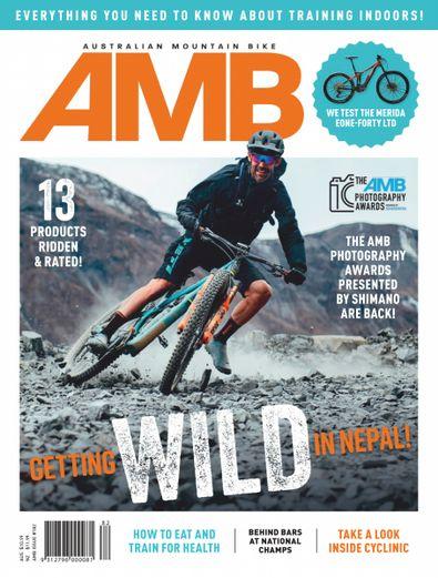 Australian Mountain Bike digital cover