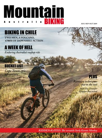 Mountain Biking Australia digital cover