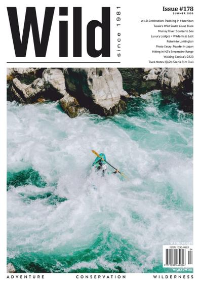 Wild digital cover