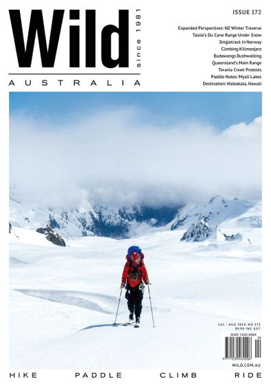 Wild digital cover