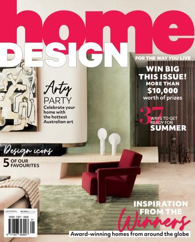 Home Design digital cover