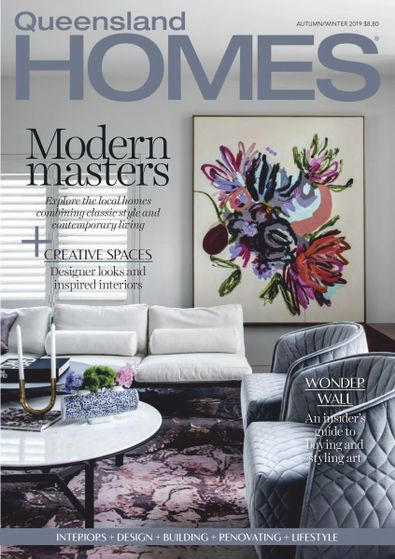 Queensland Homes digital cover