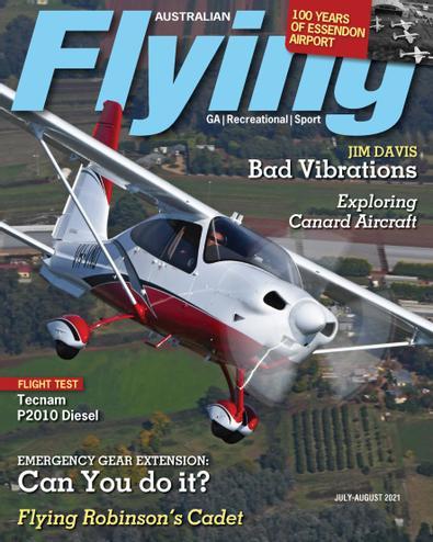 Australian Flying digital cover
