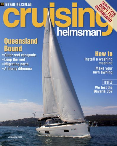 Cruising Helmsman digital cover