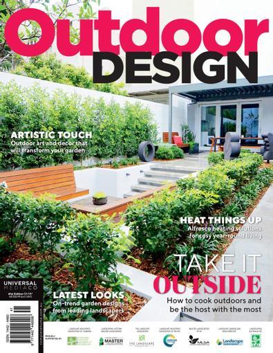 Outdoor Design & Living digital cover