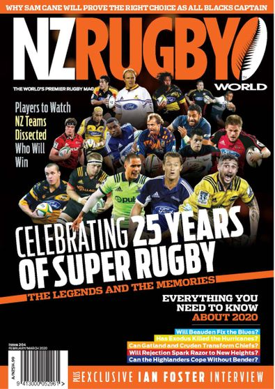NZ Rugby World digital cover