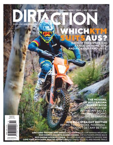 Dirt Action digital cover