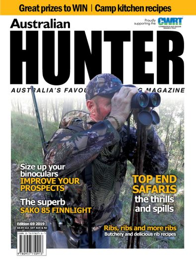 Australian Hunter digital cover
