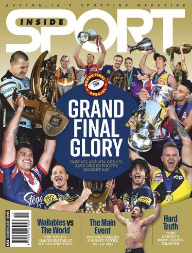 Inside Sport digital cover