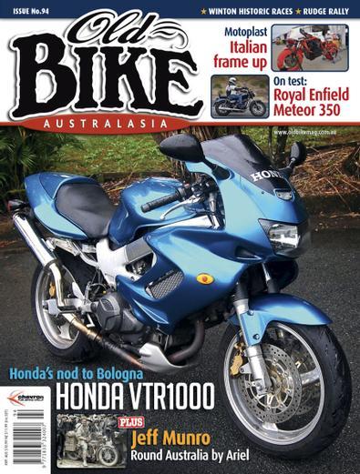 Old Bike Australasia digital cover