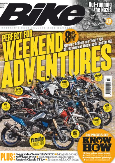 BIKE digital cover