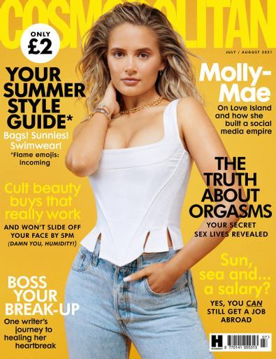 Cosmopolitan UK digital cover