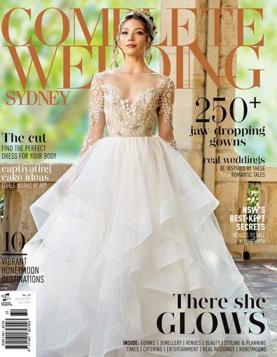 Complete Wedding Sydney digital cover