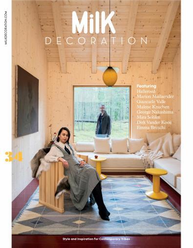 MilK Decoration digital cover