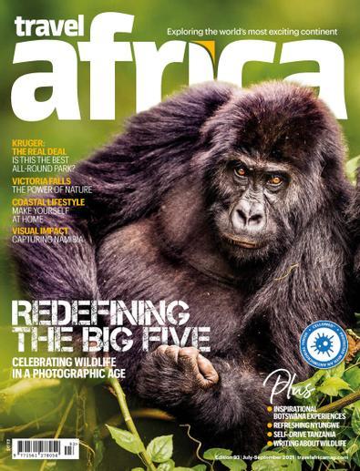 Travel Africa digital cover